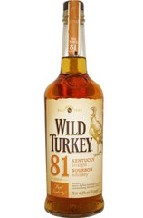 Wild Turkey 81 Proof Bottle