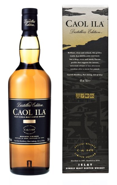 Caol Ila Distillers Edition 1L w/Gift Box