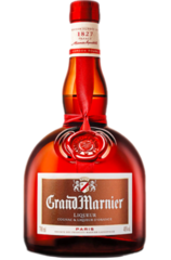 Grand Marnier Cordon Rouge 1L w/50ml Gift