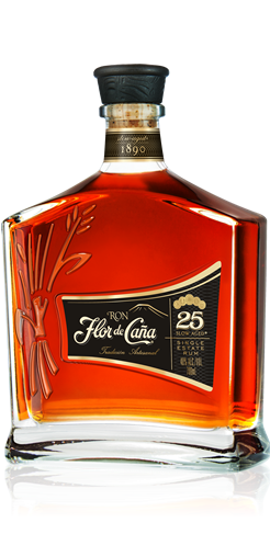 Flor de Caña Centenario 25 Year 750ml w/Gift Box