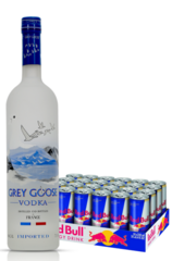 Grey Goose -Red Bull Bundle