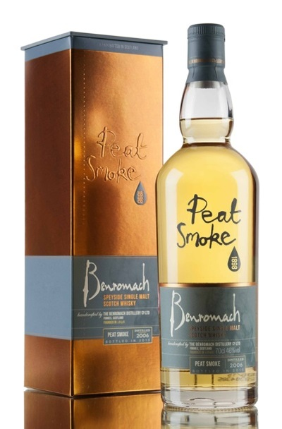 Benromach Peat Smoke 700ml 2004 w/Gift Box