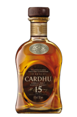 Cardhu 15 Year 700ml w/Gift Box