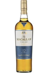 Macallan 12 Year Fine Oak 750ml w/Gift Box