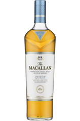 Macallan Quest 1L w/Gift Box