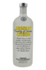 Absolut Citron Vokda 1L Bottle