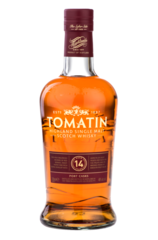 Tomatin 14 Year Port Wood Finish 750ml w/Gift Box