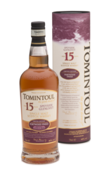 Tomintoul 15 Year Port Wood Finish 700ml w/Gift Box