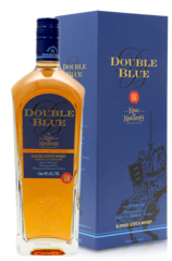Double Blue Scotch By King of Knights w/Gift Box 1L