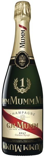 G. H. Mumm Black Night Ed. Magnum 1.5L NV