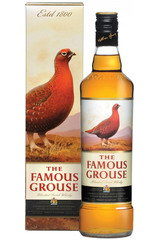 Famous Grouse 750ml w/Gift Box