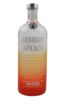 Absolut Apeach Vodka 1L Bottle