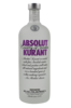 Absolut Kurant Vodka 1L Bottle