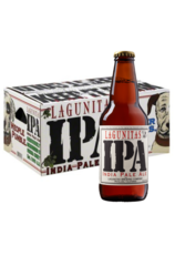 24 x Lagunitas IPA Beer Bottle Case 355ml