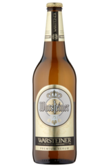 Warsteiner Premium Verum Beer Bottle Case