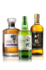 Japanese Whisky Collection (Gift Pack)