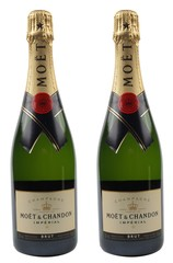 Moet & Chandon Brut Imperial Twin Pack