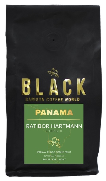 Panama Ratibor Hartmann Whole Beans Bag