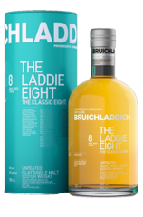 Bruichladdich the Laddie Eight The Classic Eight / 8 Islay Aged Years