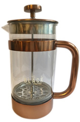 Coffee French Press - Copper & Glass