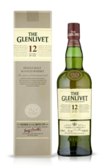 Glenlivet 12 Year Single Malt 750