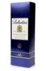 Ballantines 12 year box