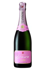 Lanson - Brut Rose 750ml