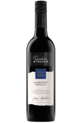 George Wyndham Bin 888 Cabernet Merlot bottle