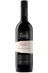 George Wyndham Cabernet Merlot Bottle