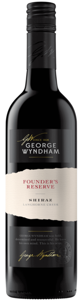 George Wyndham Shiraz
