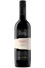 George Wyndham Shiraz Bottle