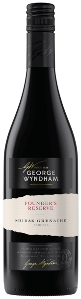 George Wyndham Shiraz Grenache Bottle