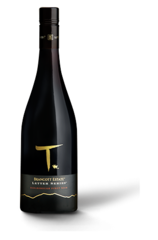 Brancott Estate Letter 'T' Pinot Noir Bottle