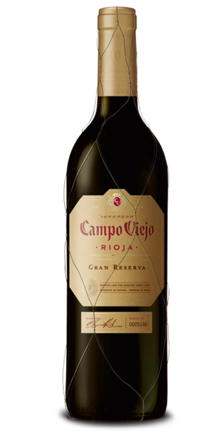 Campo Viejo Grand Reserva 750ml