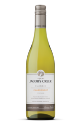 Jacob's Creek Chardonnay - Core Range Bottle