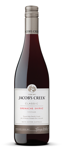 Jacob's Creek Grenache Shiraz  - Core Range