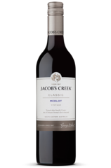 Jacob's Creek Merlot - Core Range Bottle