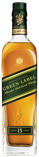 Johnnie Walker Green Label 750ml bottle