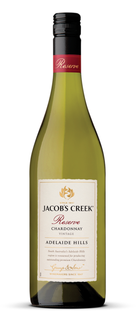 Jacob's Creek Reserve Chardonnay Bottle