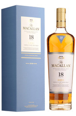 Macallan 18 yr Triple Cask Single Malt 700ml w/ Gift Box