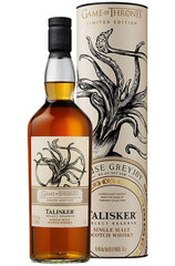 Talisker Select Reserve Game of Thrones Single Malt 700ml w/ Gift Box