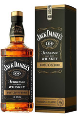 Jack Daniels Bottled in Bond Tennessee Whiskey 1L w/ Gift Box