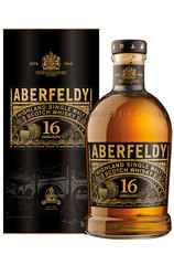 Aberfeldy 16 yr Single Malt 700ml w/ Gift Box