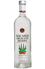 Bacardi Dragon Berry Rum 1L