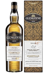 Glengoyne Cuartillo Single Malt 1L w/ Gift Box