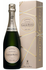 Laurent Perrier Harmony Demi-Sec Champagne 750ml w/ Gift Box