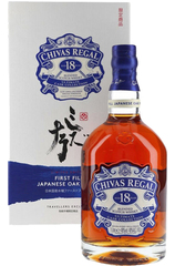 Chivas Regal 18 yr Japanese Oak Whisky 1L w/ Gift Box