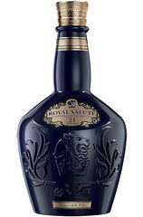 Chivas Regal Royal Salute 21 Year Bottle