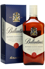 Ballantines Finest Whisky 750ml w/ Gift Box
