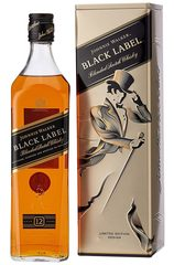 Johnnie Walker Black Whisky Lim. Ed. Tin 700ml w/ Gift Box